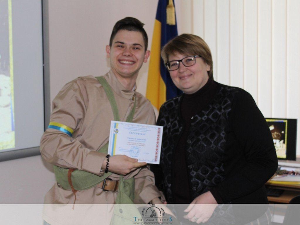 У рамках відзначення 101-річчниці бою під Крутами в ІДГУ 29 січня було проведено ряд заходів