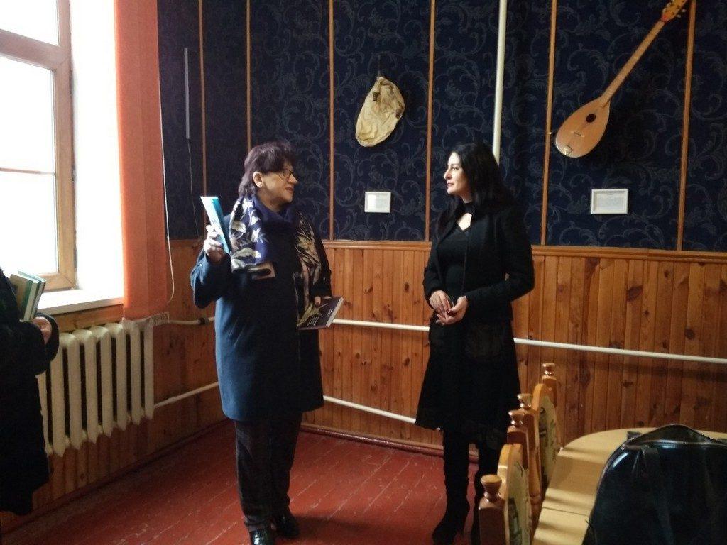 14 лютого проектна група викладачів та студентів ІДГУ відвідала школу-інтернат «Болградська гімназія ім.Г.С.Раковського»
