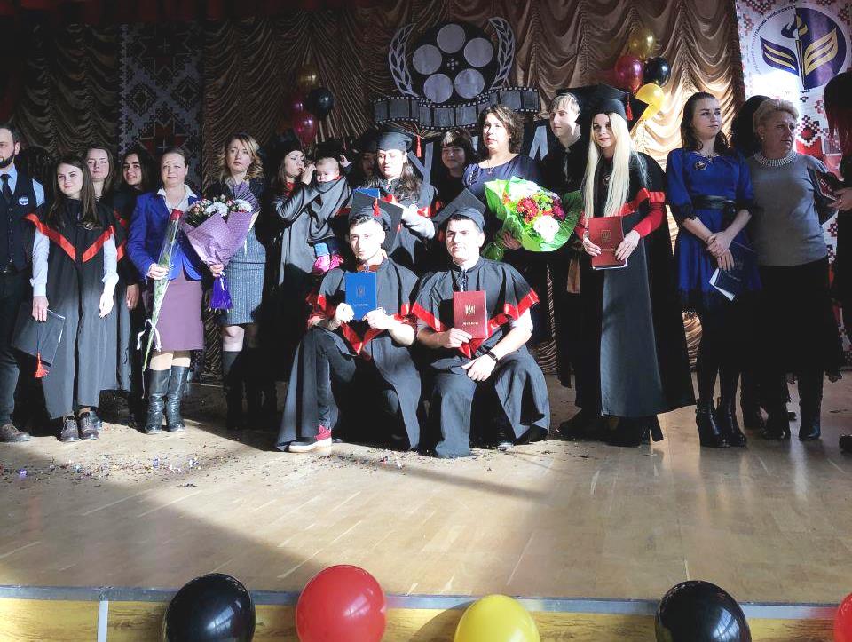 29 січня 2019 року магістрам ФУАІД вручили дипломи