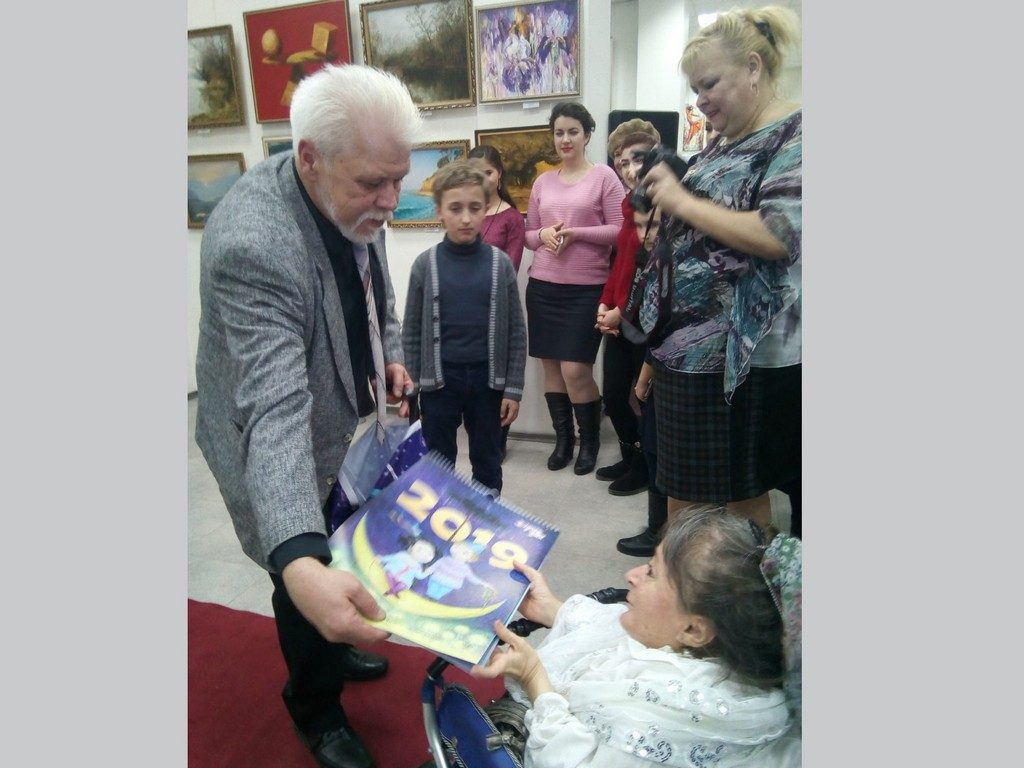 Університет привітав Володимира Дудника з ювілеєм