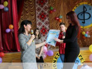 Традиційний фонетичний конкурс з англійської мови на факультеті іноземних мов