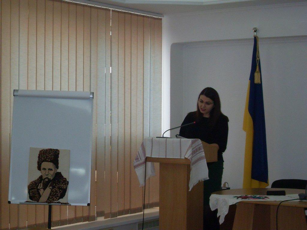 Науковий семінар «Шевченкова мова»