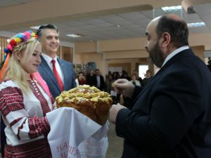 15 березня 2019 р. в Ізмаїльському державному гуманітарному університеті відбулася Всеукраїнська науково-практична конференція з міжнародною участю «Україна-Греція: історичні рефлексії»