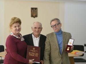В ІДГУ провели семінар з декоративного мистецтва та привітали Олександра Кару з відзнакою Кабінету Міністрів України