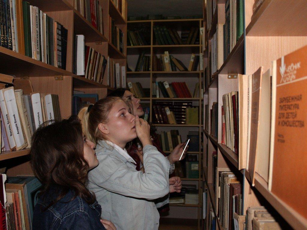 У рамкахФестивалю науки та арт-проектів студенти ФУАІД взяли участь у бібліоквесті «Пригоди для ерудитів»