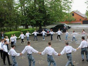 ІДГУ, як центр української культури на Півдні Бессарабії, провів вишиваний флешмоб