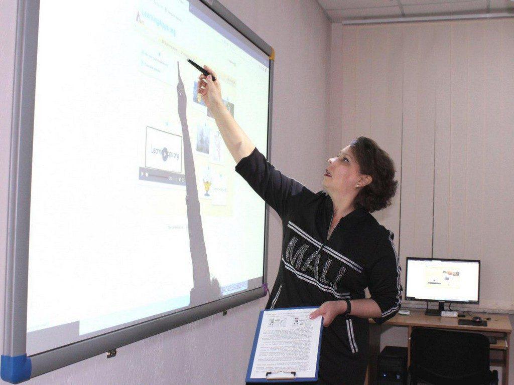 Інтерактивна лекція«Інтернет-сервіс мультимедійних дидактичних вправ LearningApps»