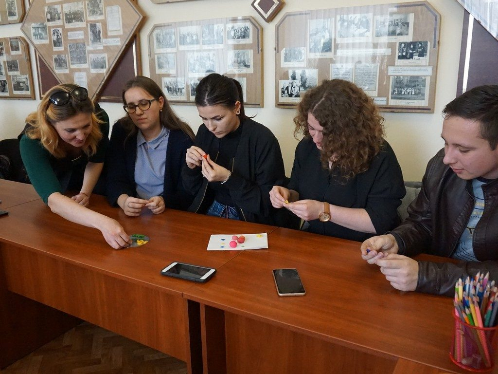Педагогічний факультет брав активну участь в організації та проведенні Фестивалю науки та арт-проектів