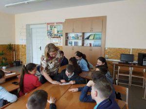 Між учнями були розіграні ситуації булінгу з пропозицією самим знайти з них вихід