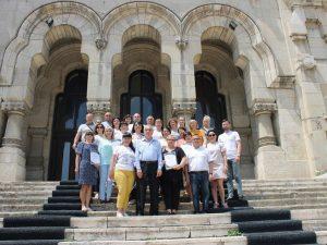 Міжнародна співпраця ІДГУ з «DUNĂREA DE JOS»: плідні результати