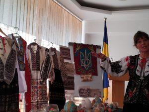в рамках VІ рок-фестивалю «Дунайська січ» відбулася зустріч з відомими особистостями: Лесею Воронюк, Ольгою Ровецькою та Галиною Ващук