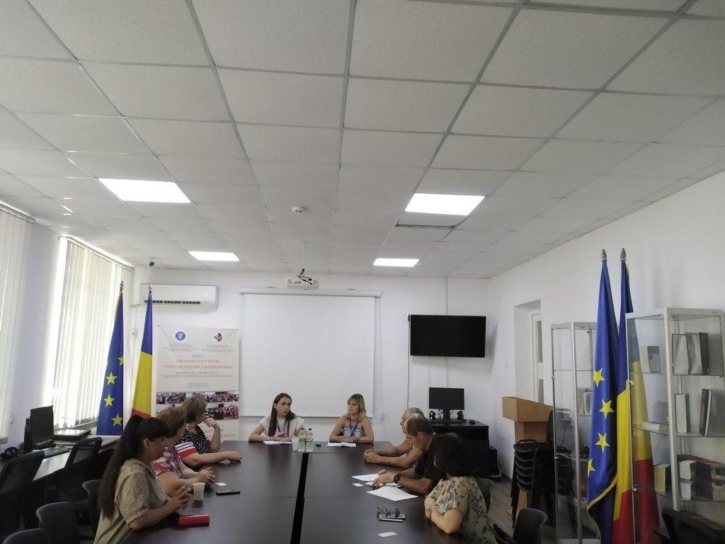 Робоча зустріч з представниками Спеціальної моніторингової місії ОБСЄ в Україні