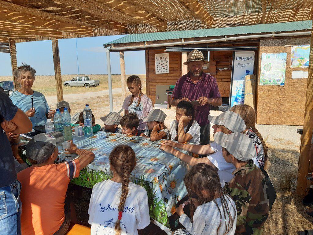 Спільний екологічно-просвітницький проект – Ізмаїльський державний гуманітарний університет та Національний природний парк «Тузлівські лімани»