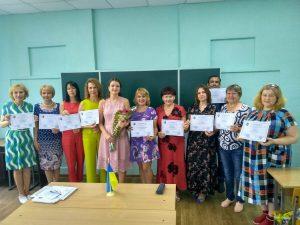 Курси з української мови організовані з метою поліпшення стану володіння державною мовою та її популяризації в багатонаціональному південнобессарабському регіоні