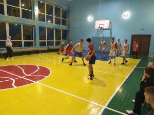 Баскетбольна гра вийшла захоплюючою і цікавою