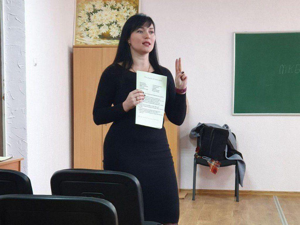 13-24 січня на базі Ізмаїльського університету проходили курси «Комунікативні стратегії англійської мови та сучасний англомовний дискурс» для викладачів та вчителів англійської мови