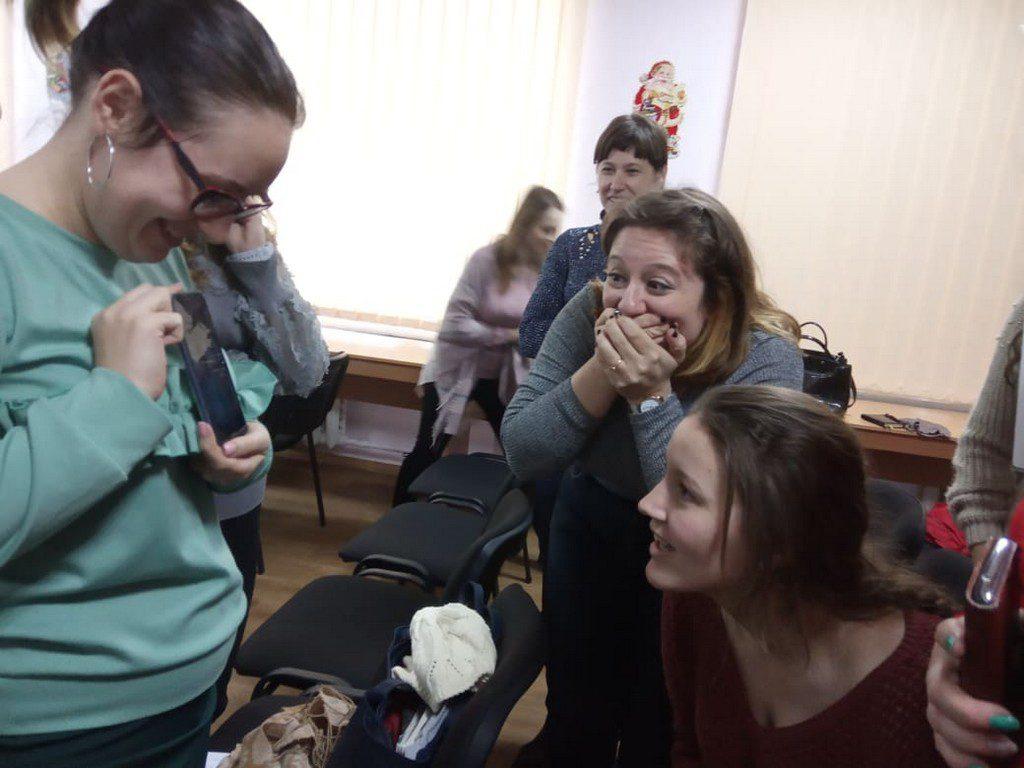 13-24 січня на базі Ізмаїльського університету проходили курси для викладачів та вчителів англійської мови 5