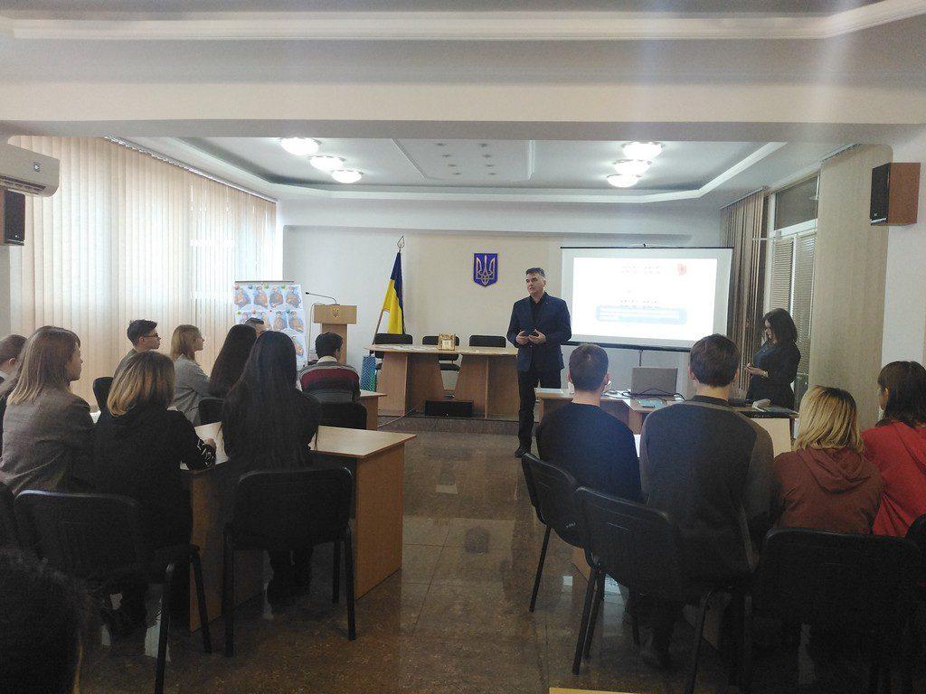 З вітальними словами до учасників звернувся ректор ІДГУ професор Ярослав Кічук