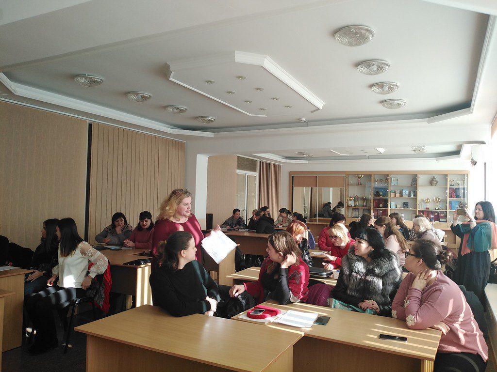 21 січня в ІДГУ для студентів заочної форми навчання відбувся семінар-практикум «Толерантність як ціннісна основа професійної діяльності педагога»