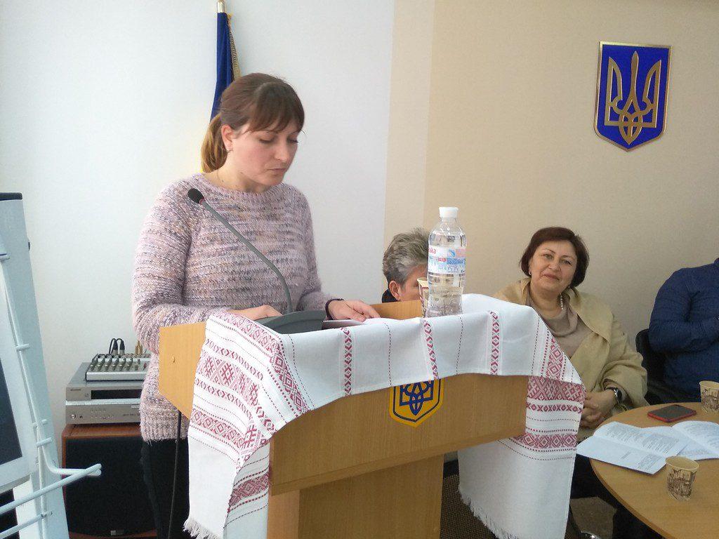 21 лютого в ІДГУ відбулась ІV Всеукраїнська студентська науково-практична конференція з нагоди Міжнародного дня рідної мови «Актуальні проблеми сучасної філології»
