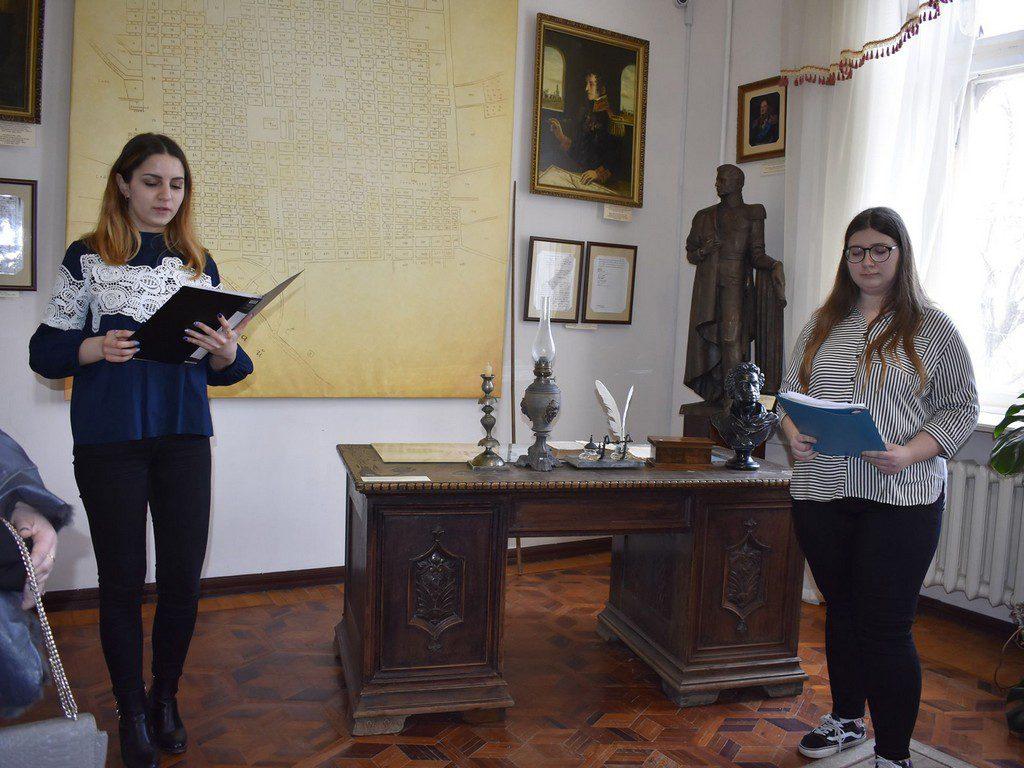 Цього року студенти ІІІ курсу факультету іноземних мов проходили практику в музеях міста Ізмаїл