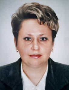 Федорова Ольга Василівна