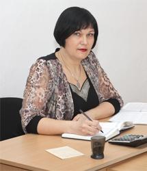Гармаш Ольга Володимирівна