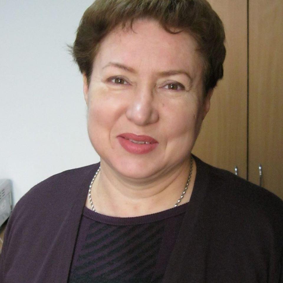 Олена Берестецька