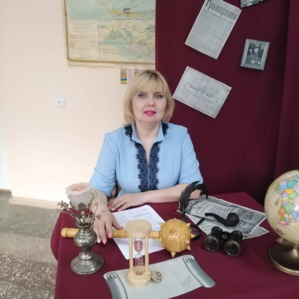 Світлана Кравченко