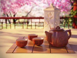 Притча про чайну церемонію та учнів