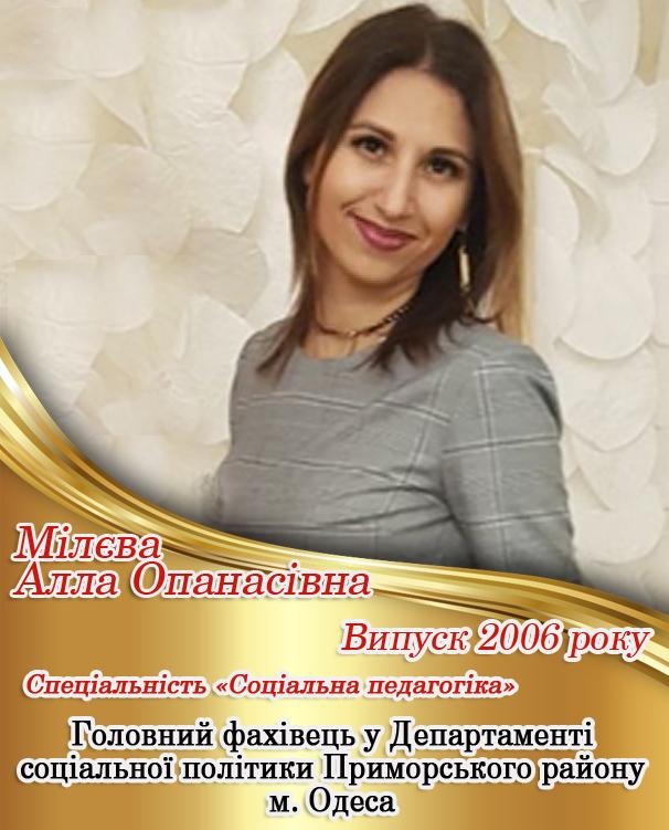 Мілєва