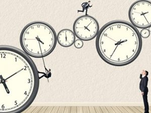 Притча про те, що необхідно поспішати повільно