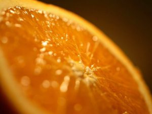 Притча про соковитий апельсин