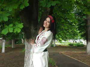 Анастасія Каплієнко (Грекова) - переможниця конкурсу «Моя Ліна Костенко»