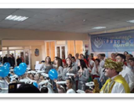 Благодійний ярмарок на честь дня Святого Миколая