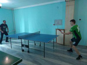 Настільний теніс в ІДГУ