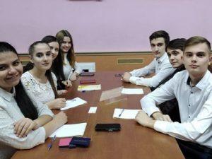 Участь команди ІДГУ у молодіжному чемпіонаті Одеської області  «Що? Де? Коли?»