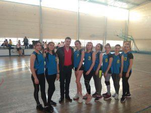 Волейбол в ІДГУ