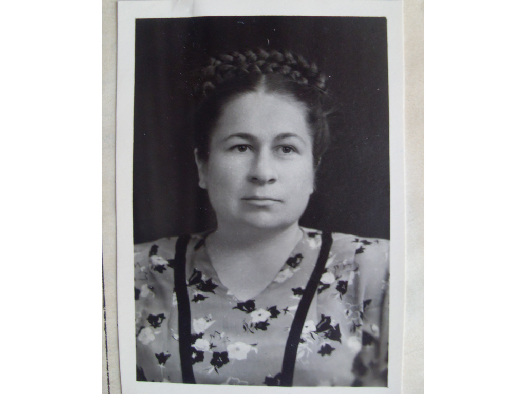 Агафія Михайлівна Мукан