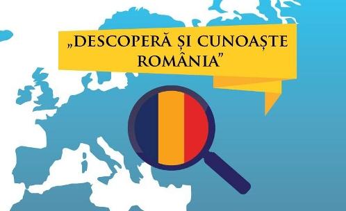 Descoperă și cunoaște România