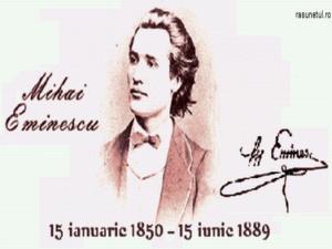 Міхай Емінеску – світлосяйна зоря румунської поезії