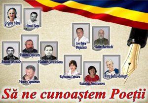 """Festival de Poezie Românească """"Să ne cunoaștem poeții"""" ( 3.30.2020)"""