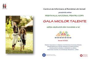 GALA MICILOR TALENTE