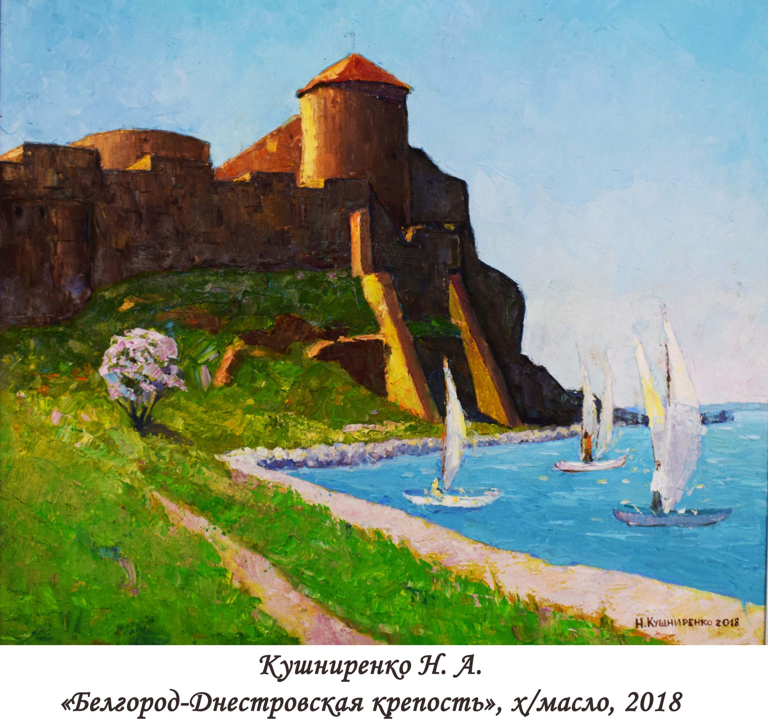 Кушниренко Н. А
