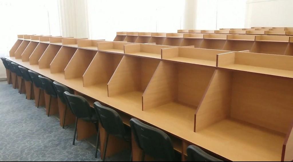 Бібліотека та читальна зала ІДГУ