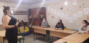 Дебатний клуб «Парадигма» розпочав свою діяльність на базі студмістечка ІДГУ