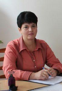 Оксана Арєшкіна– директор Новонекрасівської загальноосвітньої школи І-ІІІ ступенів