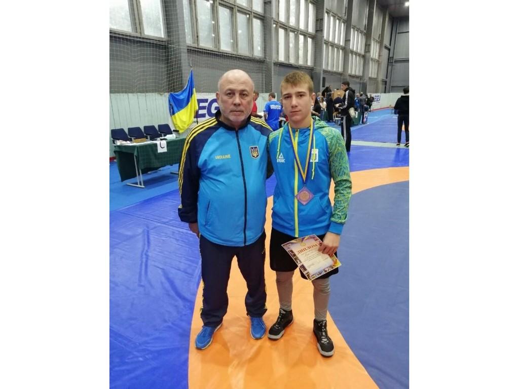 Георгій Казанжи – бронзовий призер  Чемпіонату України
