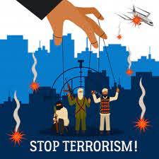 Stop terorism