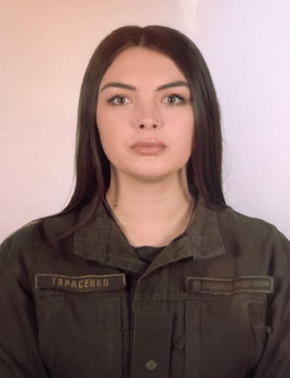 Тарасенко Вікторія - закінчила магістратуру зі спеціальності «Психологія»